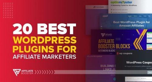 Best WordPress Plugins for Affiliate Marketers