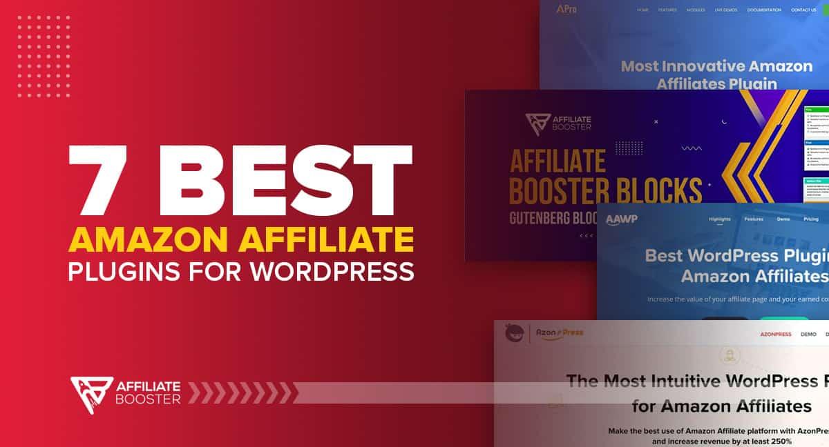Amazon Affiliate Plugins for WordPress