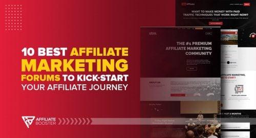 best-affiliate-marketing-forums