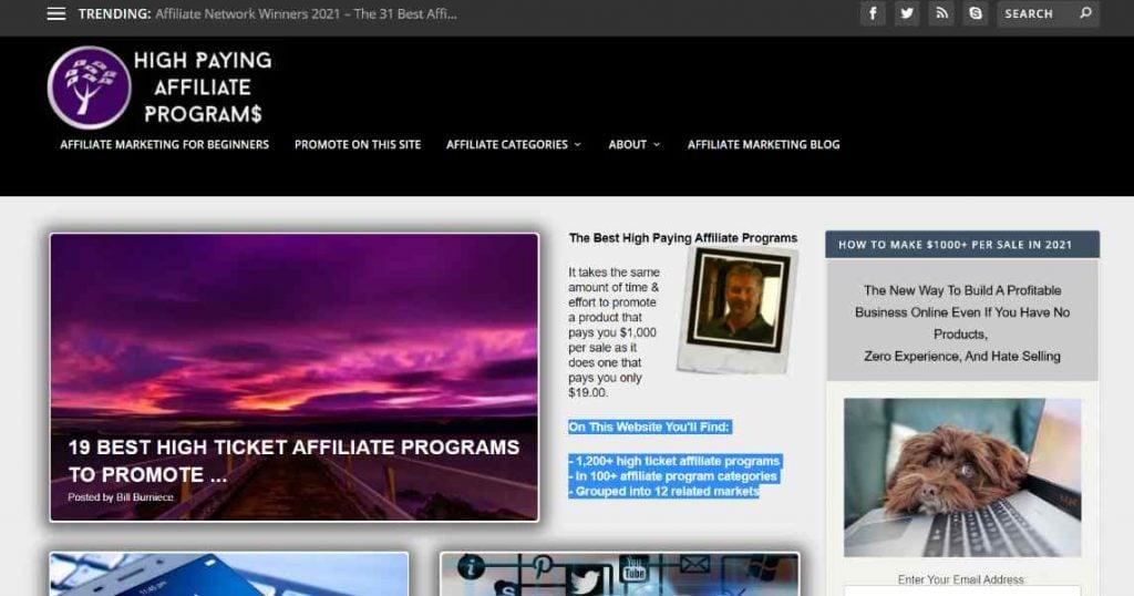 High-Paying-Affiliate-Program