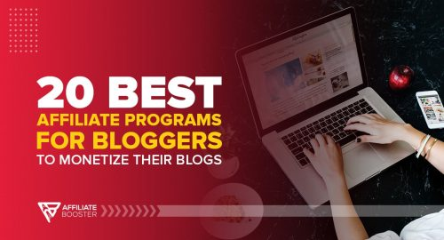 Best Affiliate Programs for Bloggers in 2021