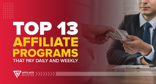 Best Affiliate Programs that Pay Daily