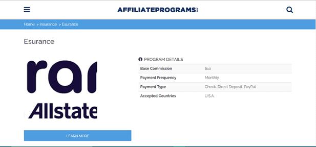 insurance-affiliate-program