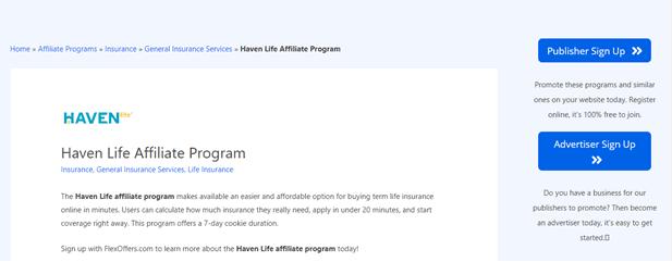 find-affiliate-program-for-insurance