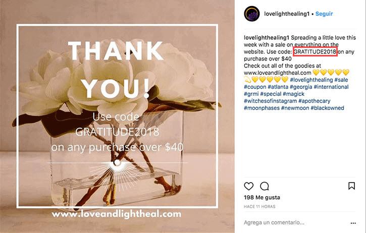 add-coupon-code-in-instagram-description